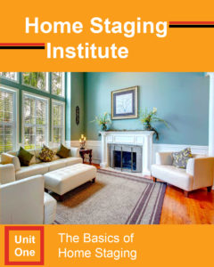 home staging certification unit six