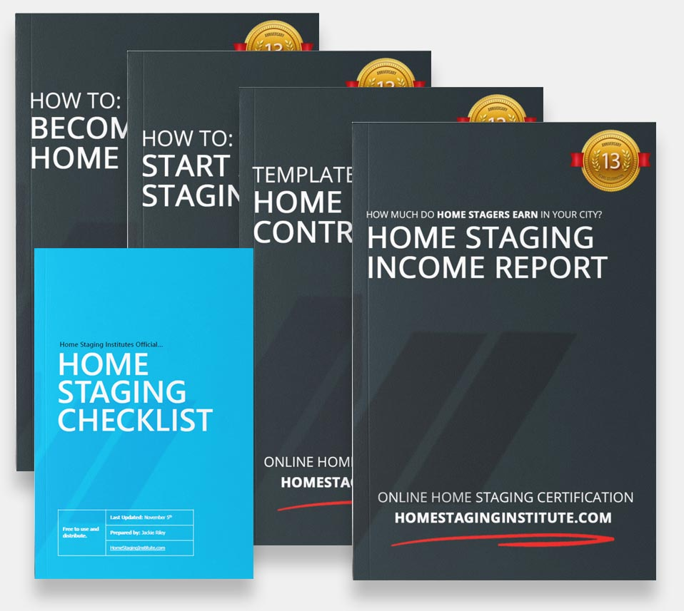 free home staging resources