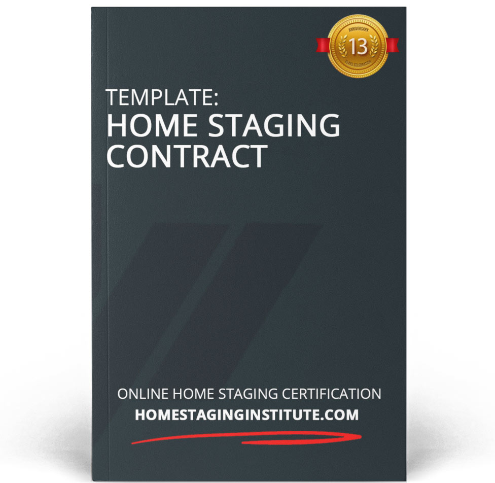 Home Staging Contract