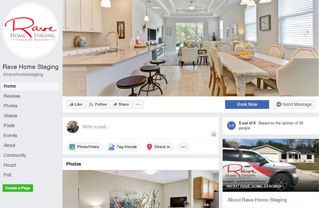 home staging reviews on facebook