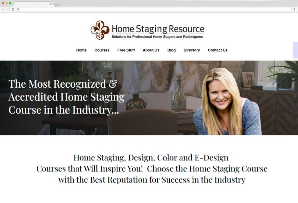 home staging resource cost