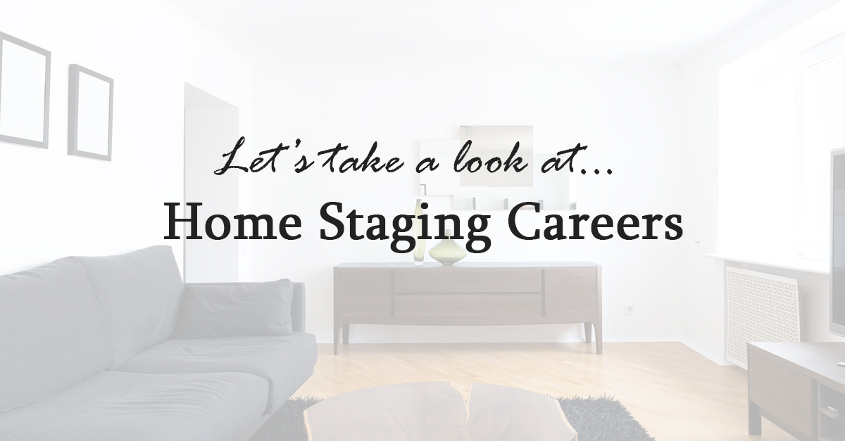 home staging careers