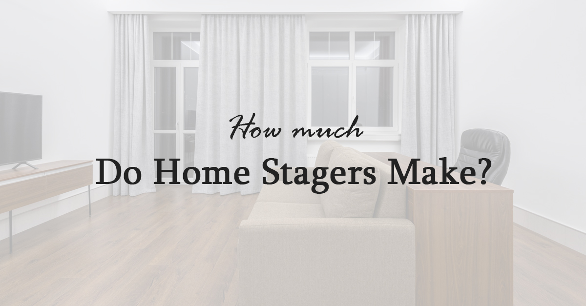 how much do stagers make